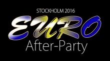 В Стокгольме пройдут After Party еврошоу