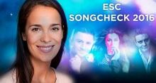 В Германии стартует превью-шоу ESC-Songcheck