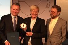 Евровидение наградили медалью за объединение Европы