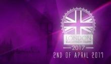 Назначена дата проведения London Eurovision Party-2017