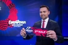 В Киеве прошла жеребьевка стран-участниц еврошоу
