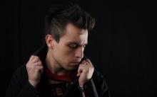 Представителем Словении на Eurovision стал Omar Naber